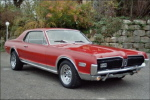 68er Mercury Cougar