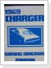 Verkabelungs-Diagramm 69 Charger, 8 Seiten, Fr.10.-