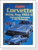 Corvette 63 - 67, Restaurationsbuch, 257 Seiten, Fr. 68.-