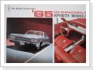 1965 Oldsmobile, orig.Broschüre 11 Seiten, Fr. 24.-