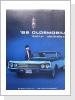 1965 Oldsmobile, orig.Broschüre, 21 Seiten, Fr. 32.-