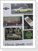 1966 Chevrolet alle, orig.Broschüre, 11 Seiten, Fr.24.-