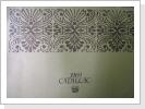 1969 Cadillac orig.Broschüre, 26 Seiten grossformat, Fr. 29.-