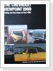 1969 Chevrolet alle, orig.Broschüre, 13 Seiten, Fr. 24.-