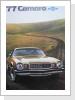 1977 Camaro, orig.Broschüre 7 Seiten, Fr. 28.-