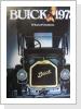1978 Buick, orig. 19 Seiten, Fr. 18.--